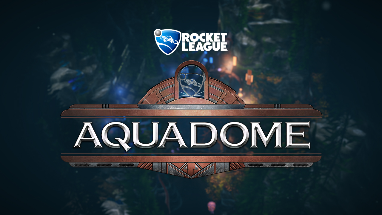 With the sweat of your brow, Aquadome can become your new arena in Rocket League.