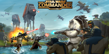 Star Wars: Commander mobile game gets Rogue One content
