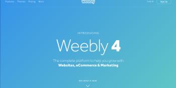 Weebly's online platform adds email marketing