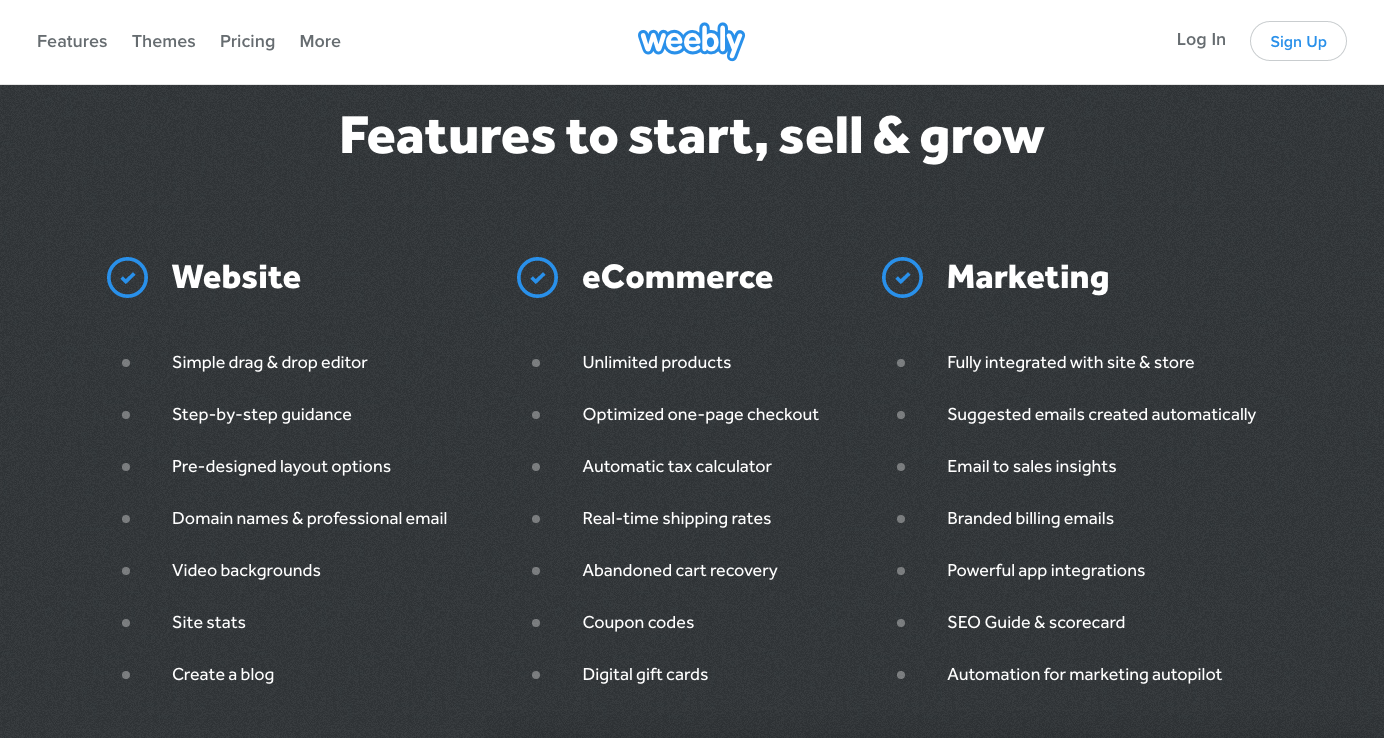 Weebly 4
