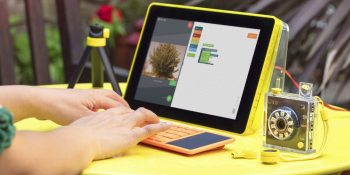 Kid power: Kano adds camera, pixel, and speaker kits to DIY PC