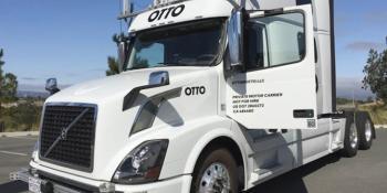 Otto cofounder: Driverless trucks will cruise U.S. freeways within 10 years