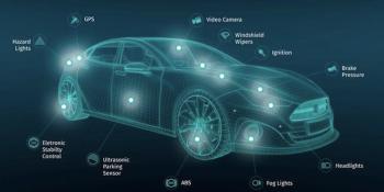 Automakers partner to compete against Apple and Google for autonomous car services