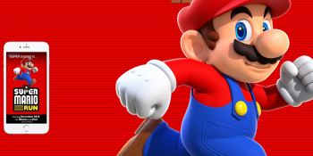 Why it matters that Nintendo put Mario creator Shigeru Miyamoto on Apple's stage