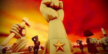 The Tomorrow Children's Marxist rhetoric makes it the most thought-provoking game of the year