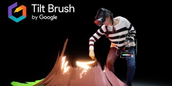 Tilt Brush's latest update enables some big changes for tiny details