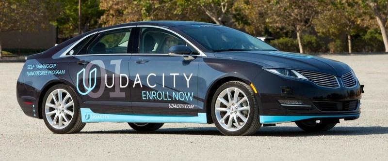 Udacity Self-Driving Car