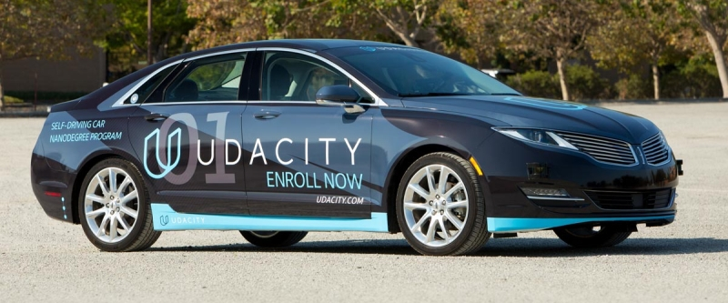 Udacity Self-Driving Car