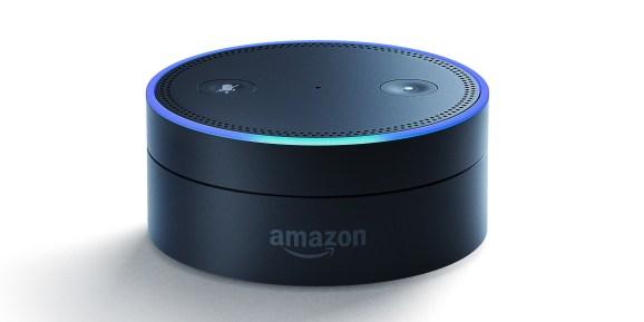 Echo (1st Gen) Smart Speaker - Black