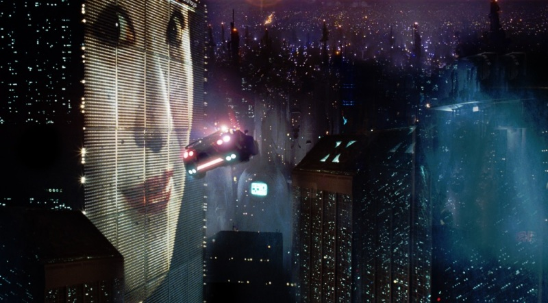Los Angeles in 2019 was one of Blade Runner's finest creations.