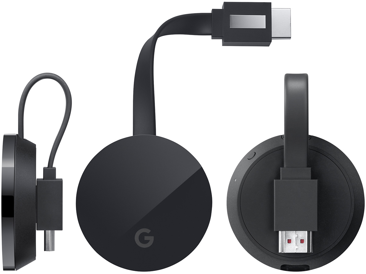 Read more: This is the 4K Google Chromecast Ultra
