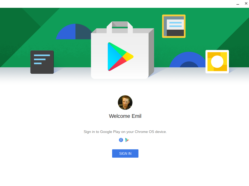 Google Play starts rolling out to Chrome OS stable ...