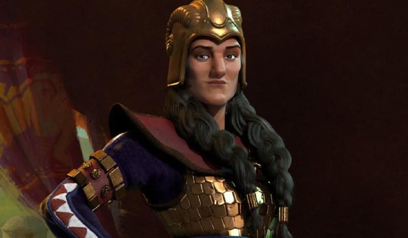 Tomyris is the queen of Scythia in Civilization VI.