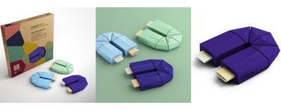 Estimote's Mirror beacon enables any video screen to display