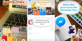 Facebook testing Snapchat Stories-like features in Messenger