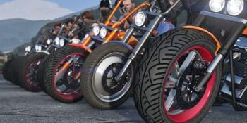 Grand Theft Auto Online's Biker gangs roar into town October 4