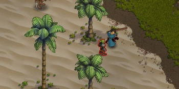 Pixelmage's Hero's Song fantasy role-playing game hits early backers in November (update)