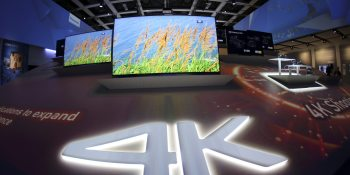 Is Berlin's IFA challenging Las Vegas' CES for title of biggest consumer gadget show?