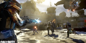 Call of Duty: Infinite Warfare beta hits PS4 a week early on October