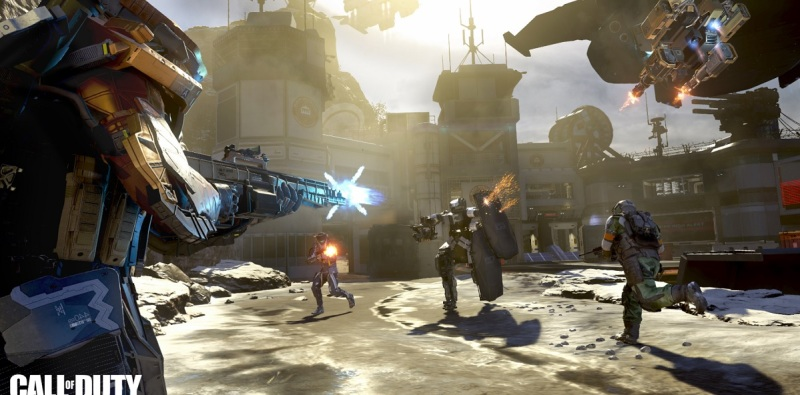 The action will be furious in Call of Duty: Infinite Warfare multiplayer.