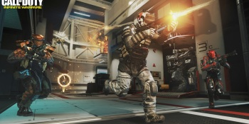Developers share insights from Call of Duty: Infinite Warfare beta