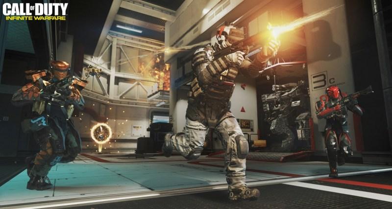 Infinite Warfare multiplayer
