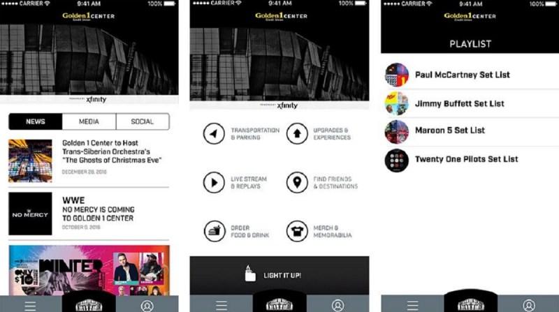 Sacramento Kings app