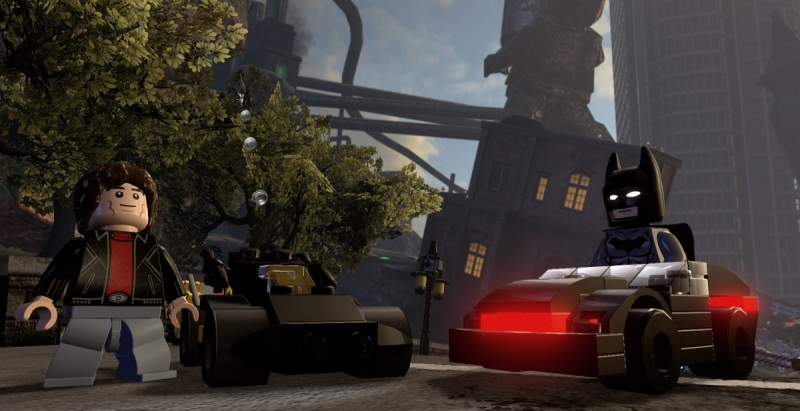 Knight Rider has joined the Lego Dimensions army.