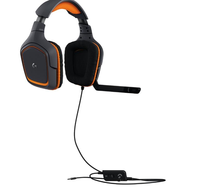 Logitech Prodigy gaming headset is $70.