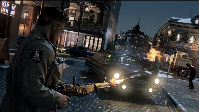 "Lincoln Clay is the ""gifted anti-hero"" of Mafia III"