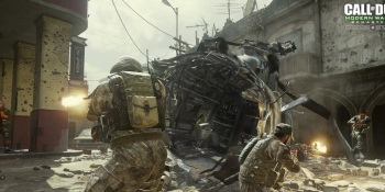Call of Duty's 2017 game will focus on traditional gameplay, not sci-fi