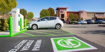 Free charging for electric cars at EVgo network for National Drive Electric Week