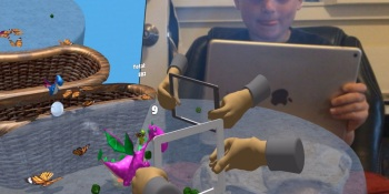 Pantomime launches Creatures AR app with shared augmented reality