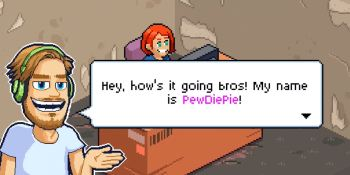 Not just a YouTube sensation: PewDiePie's game tops iOS App Store in 29 countries