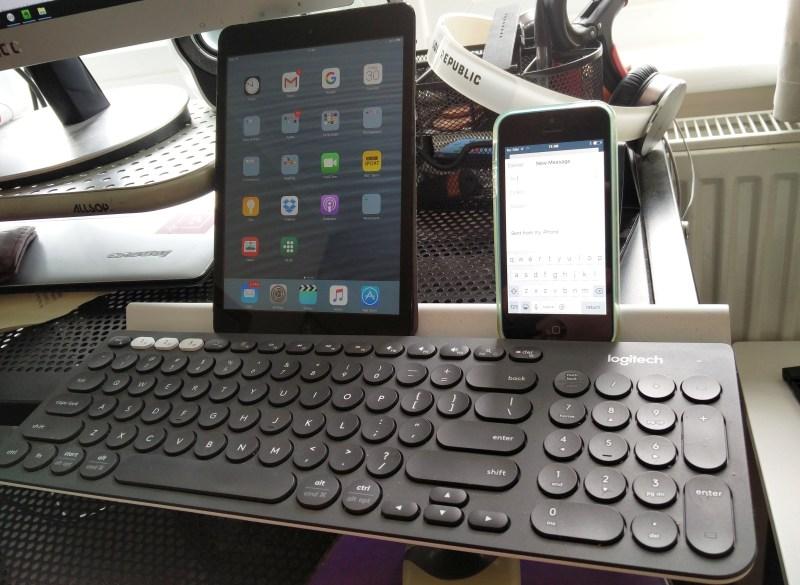 K780: tablet & phone