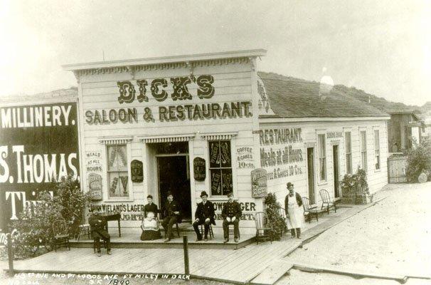 point-lobos-avenue-and-43rd-dicks-saloon-1890