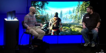 Sony touts how Days Gone will look on a PS4 Pro 4K HDR display