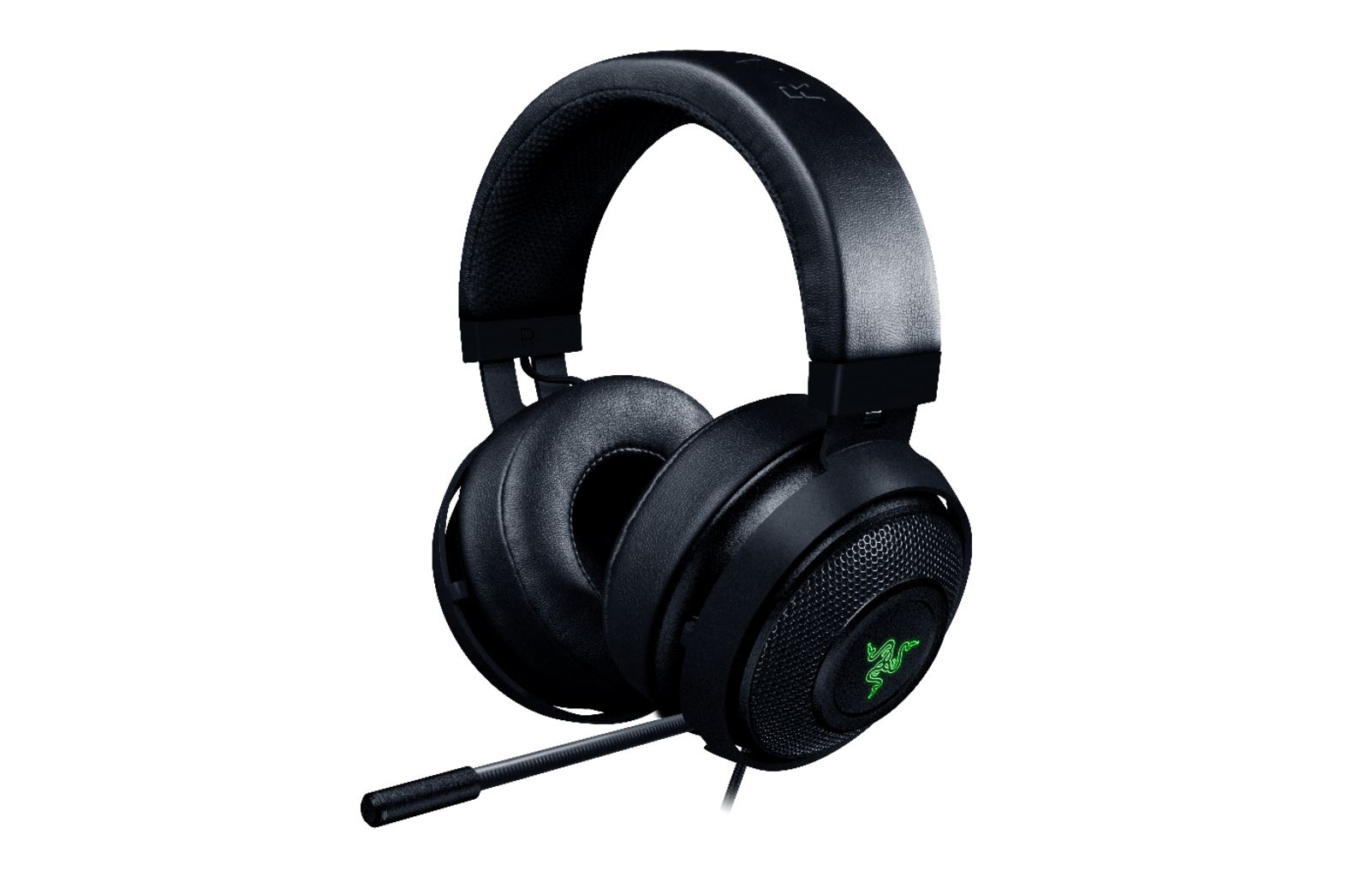 The 7.1 V2 gives Kraken serious surround-sound capabilities.