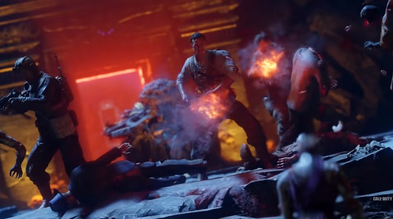 Salvation DLC for Black Ops III wraps up the Zombies story.
