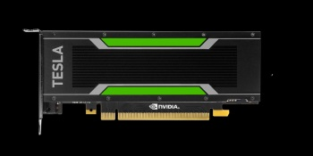 Nvidia debuts 2 Pascal-based Tesla chips for deep learning applications
