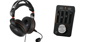 Turtle Beach's Elite Pro headset and 7.1 mixamp are feature rich with some drawbacks