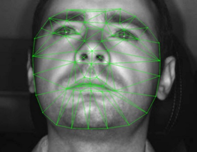 Vision processing is needed for face recognition.