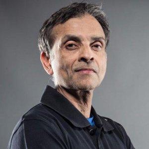 Vivek Ranadive, serial entrepreneur and owner of the NBA's Sacramento Kings