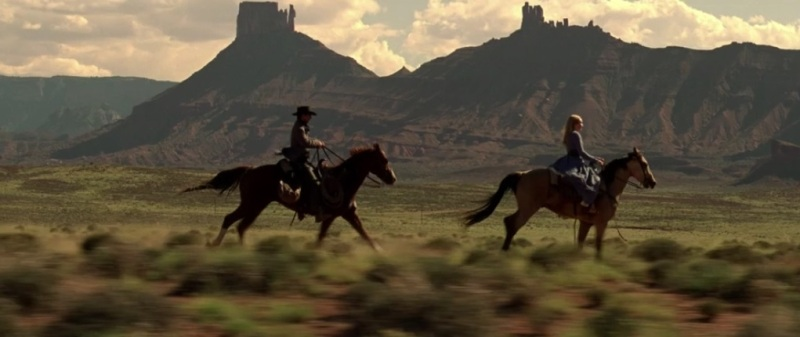 Westworld takes place in a faux Wild West.