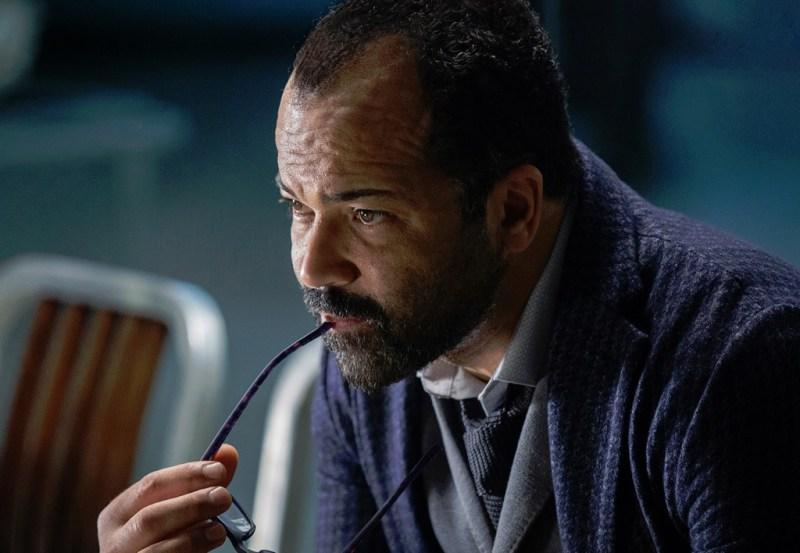 Jeffrey Wright as technologist Bernard Lowe in Westworld.