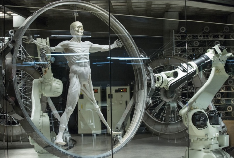 What Guests don't see behind the scenes at Westworld.