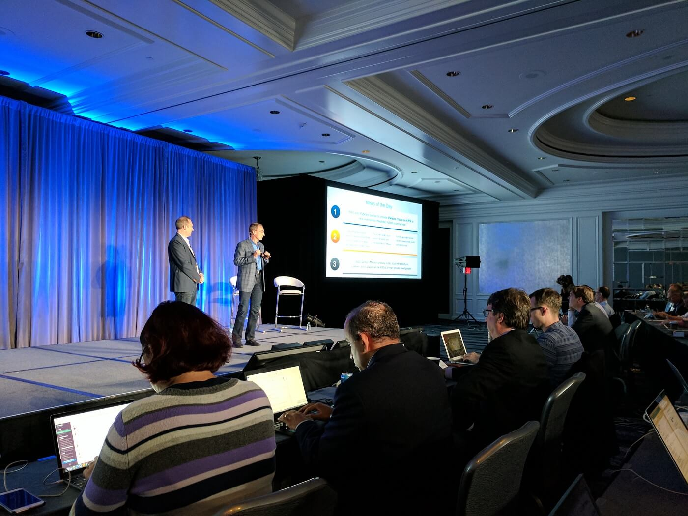 VMware launches new cloud offerings