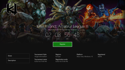 Xbox Live Arena brings daily tournaments to Xbox One preview