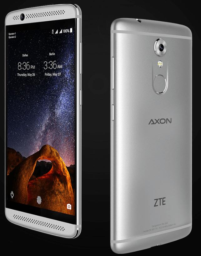 ZTE: Axon 7 Mini
