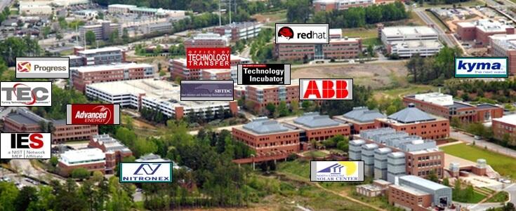 Centennial Campus, North Carolina
